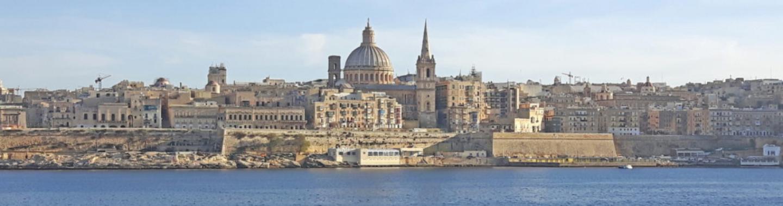 Valletta, Malta - 2018 European Capital of Culture