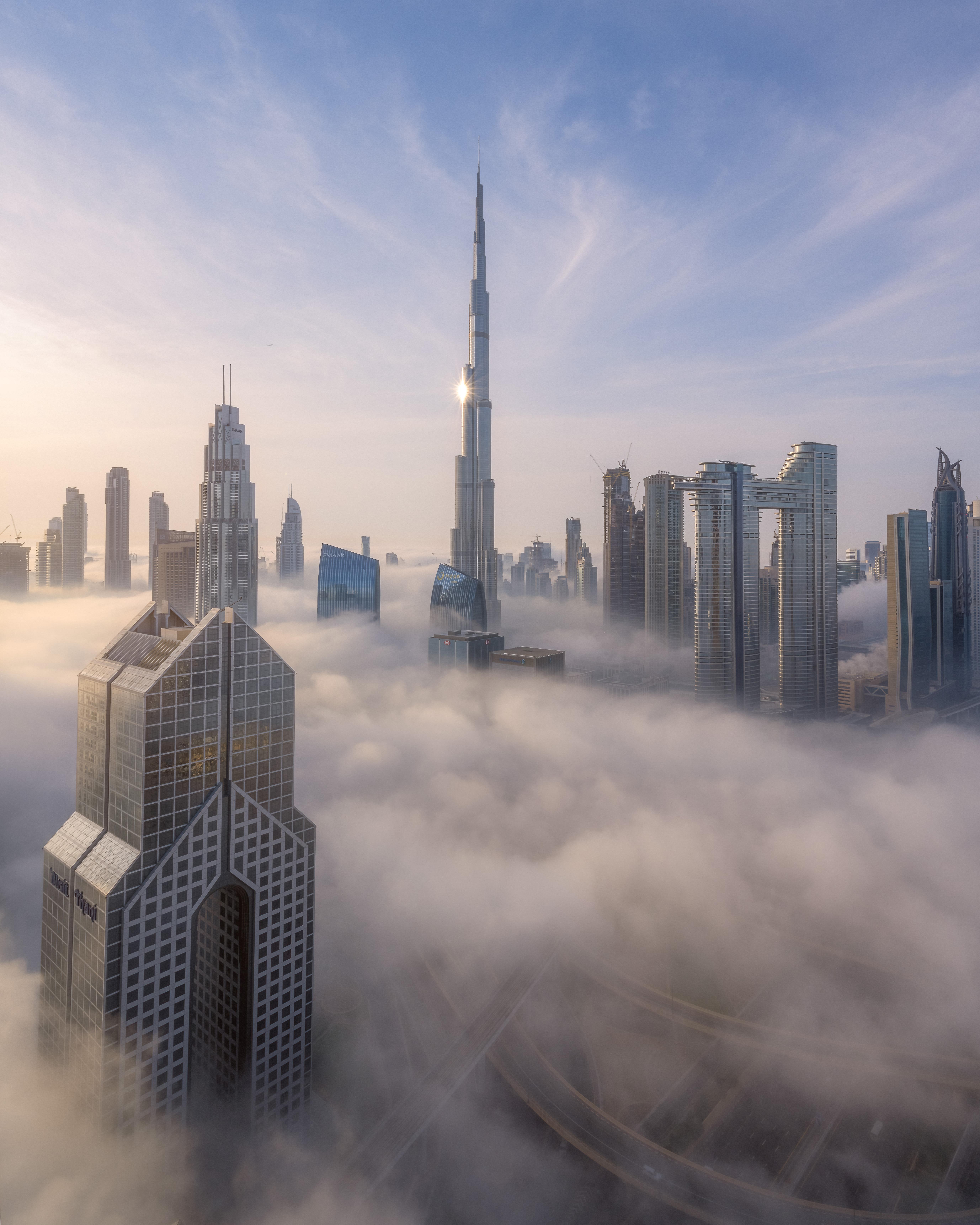 Magic in the fog (14mm)
