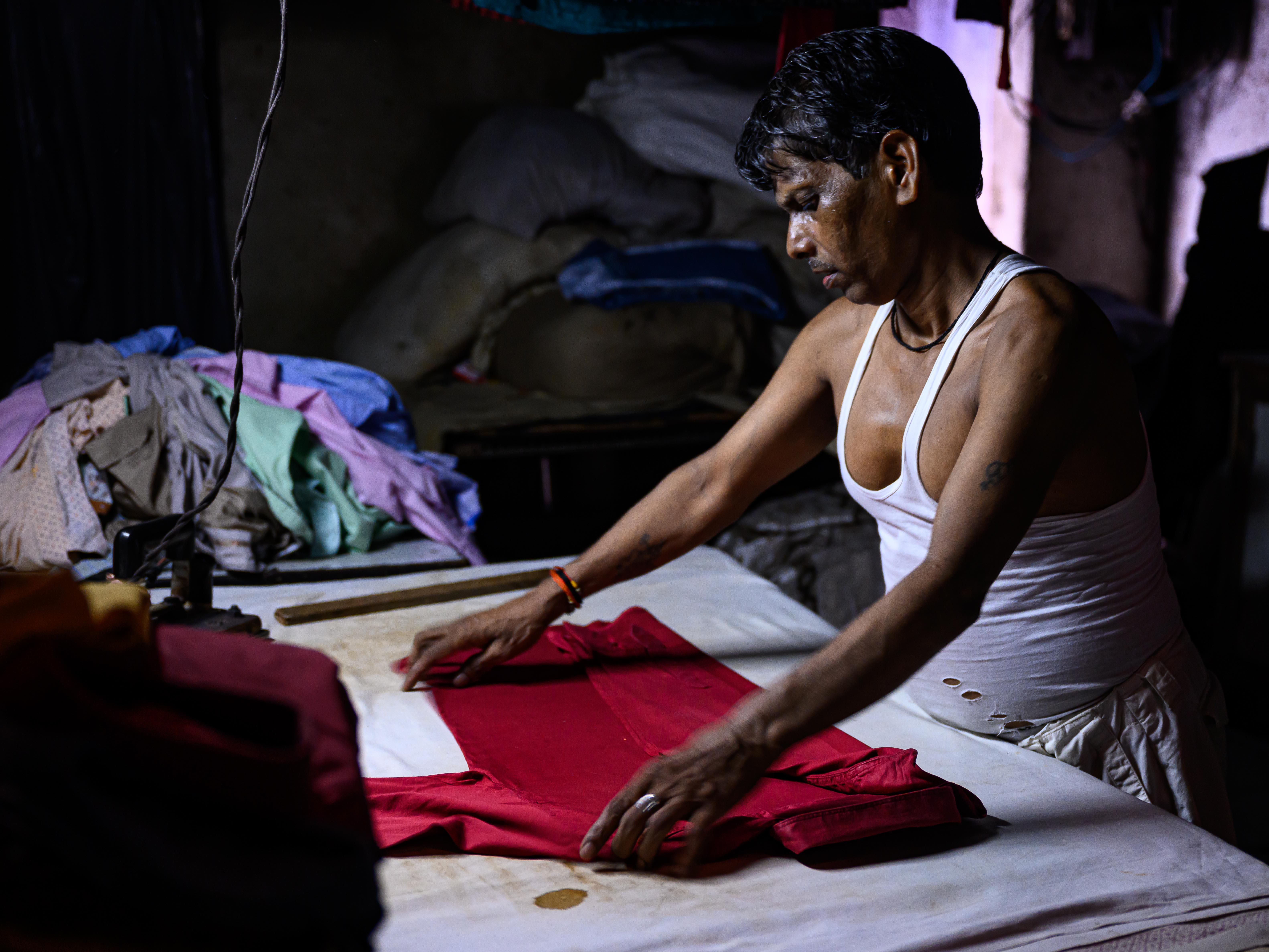 Dhobi Ghat - Mumbais giant laundry