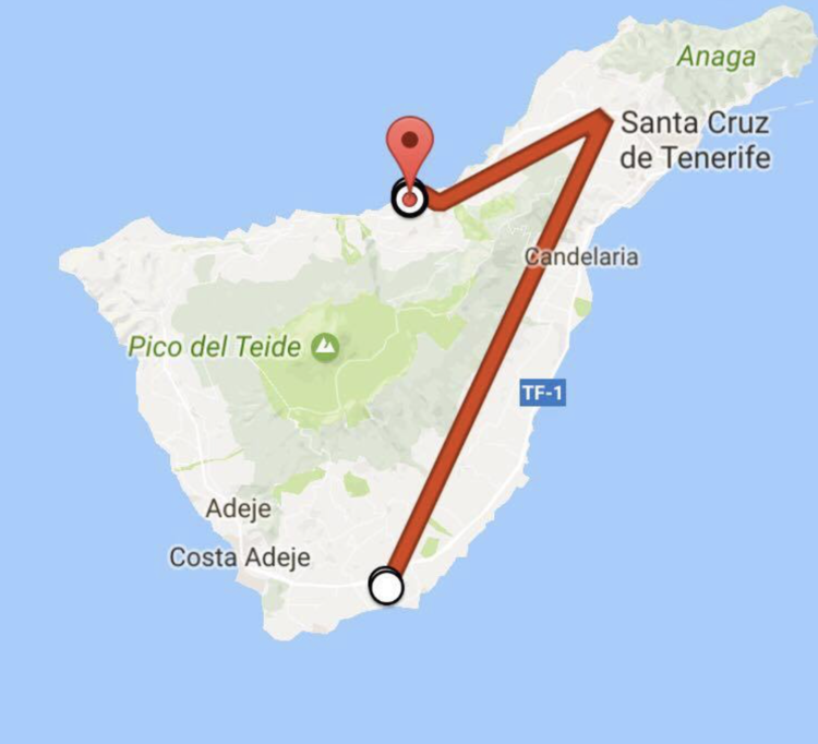 Tenerife, Canary Islands - Exploring Tenerife's Colours