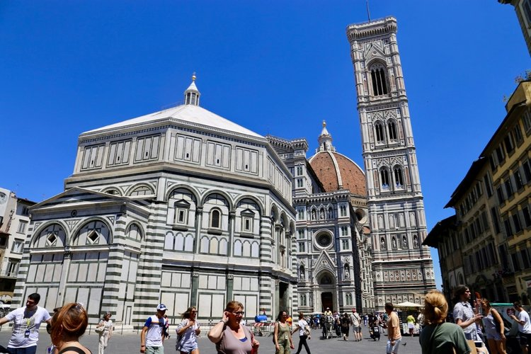 Florence, Sienna and Pisa - Italy