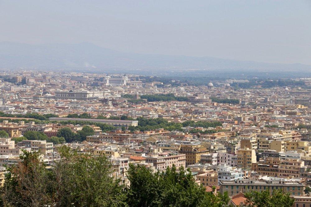 Rome, Italy - Start of an Italian Roadtrip