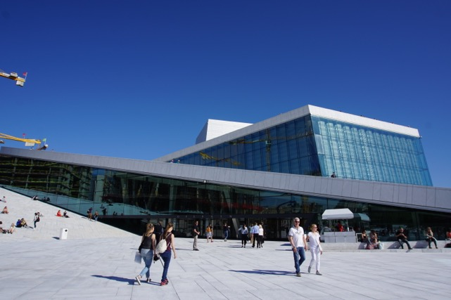 Oslo, Norway - Beautiful Architecture and Museums