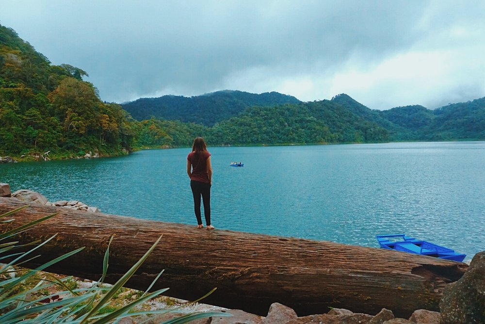 Lake Balinsasayao, Philippines - Experiencing Mother Nature with the Family