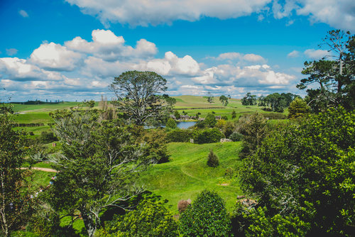 New Zealand - Lord of the Rings, Hobbits and Camper Vans