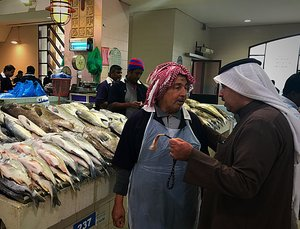 Kuwait City, Kuwait - A 2 Day Stop