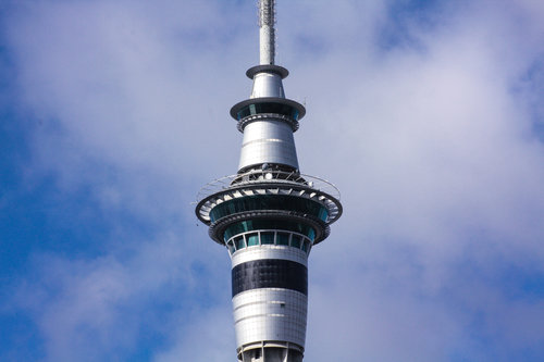 Auckland, New Zealand - 2 day stop over