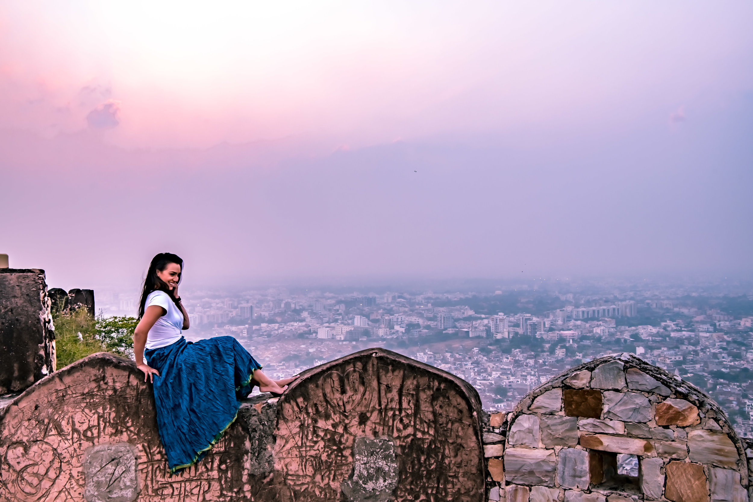 Discover India in Jaipur