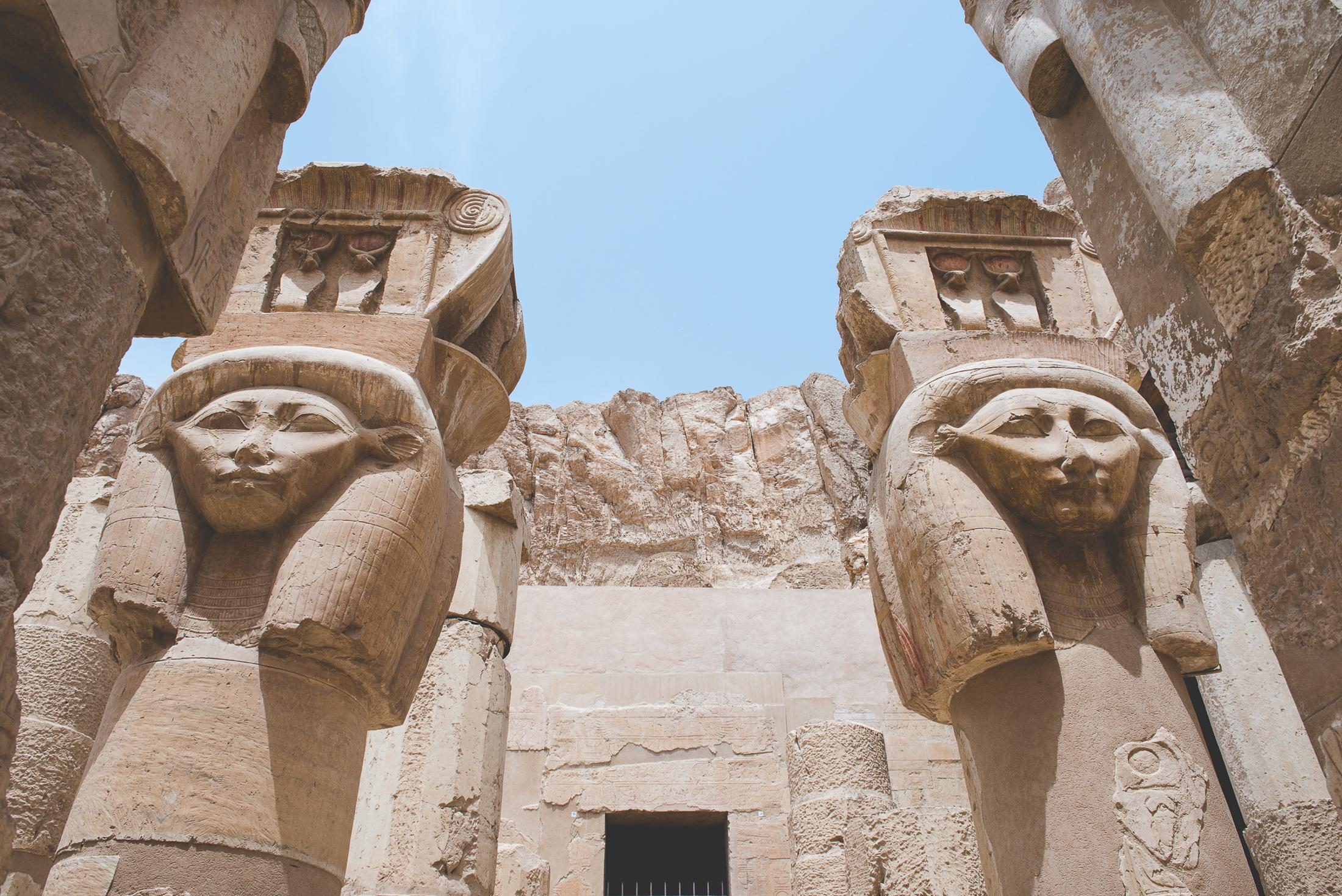 Walk Like an Egyptian - Egypt