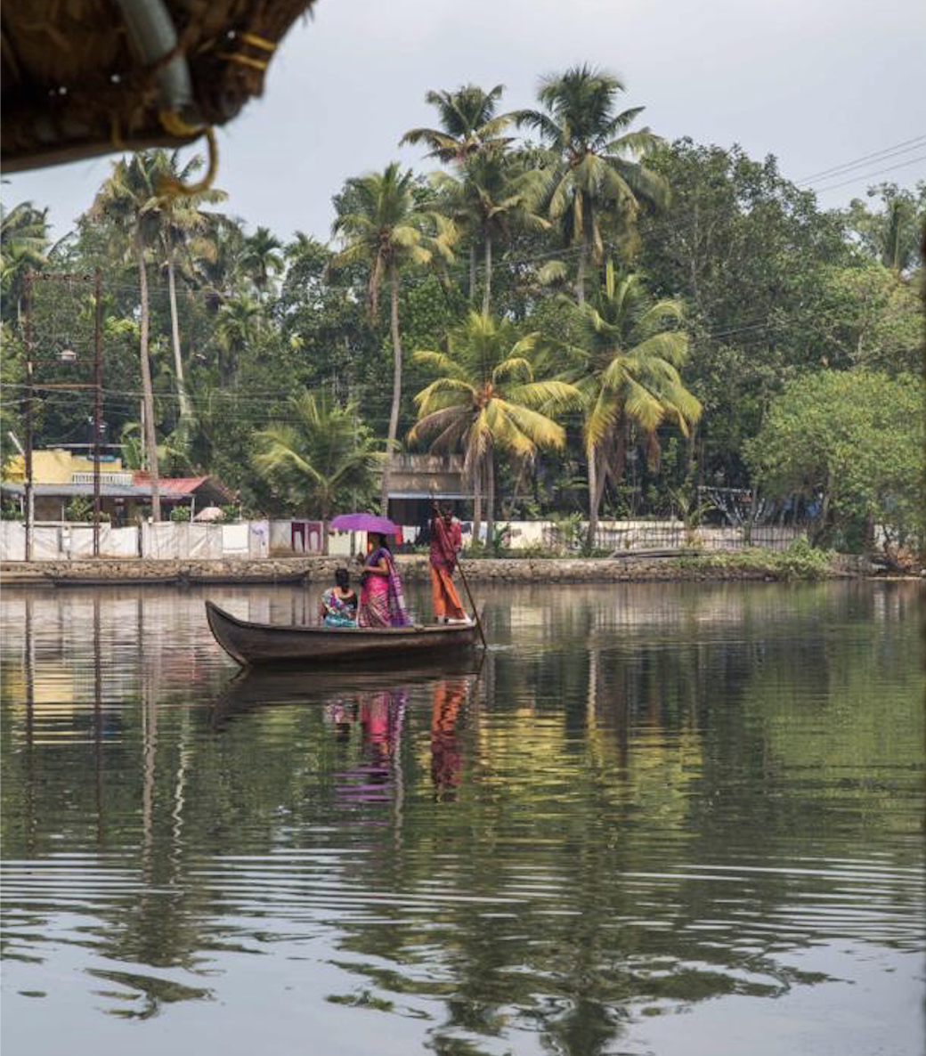 God's Own Country - Kerala India