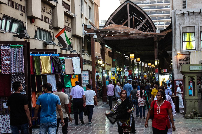 Visit Old Town to Experience Dubai's Unique Culture