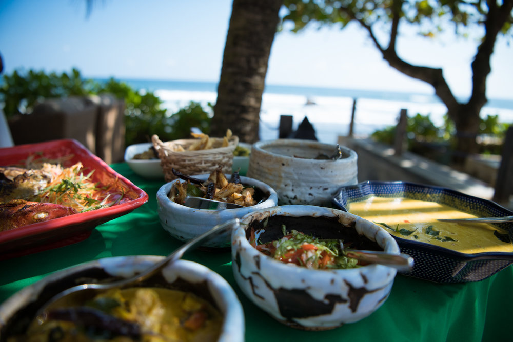 Gastronomy in Galle with Owl and the Pussycat Hotel & Restaurant