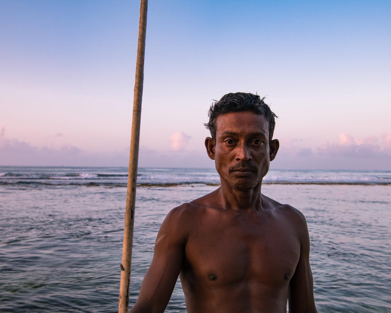 Photographing the Stilt Fishermen of Southern Sri Lanka