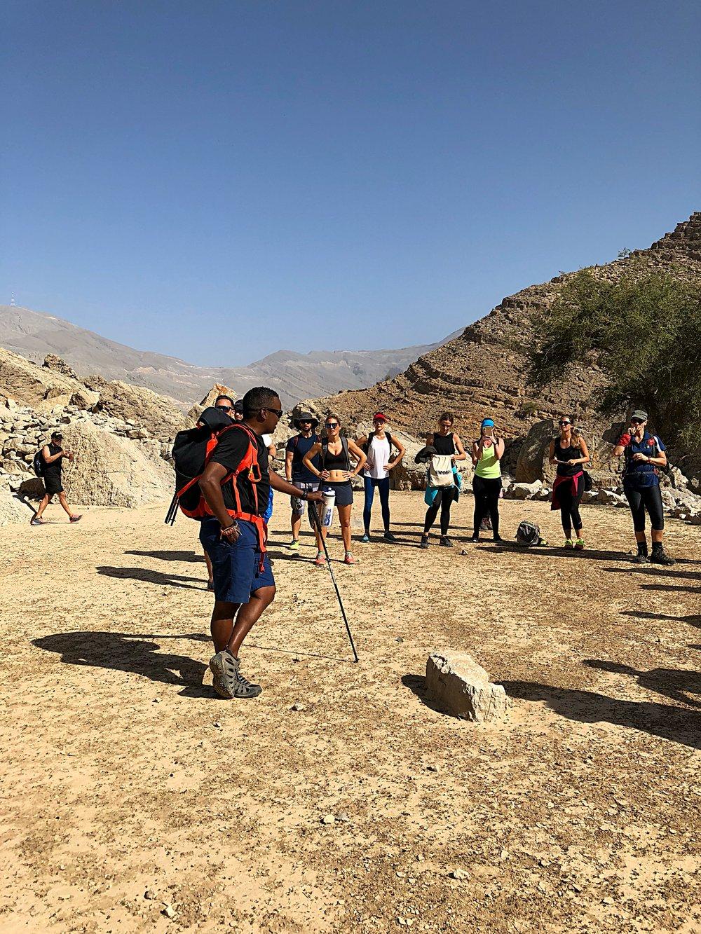 Mountain Hikes in Ras Al Khaimah, UAE