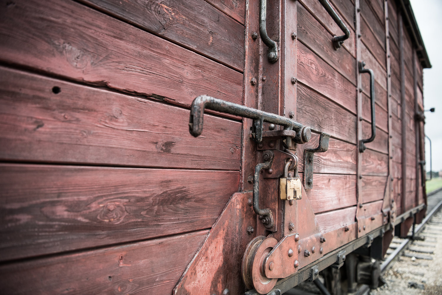 Remembering The Past - A Visit to Auschwitz, Poland