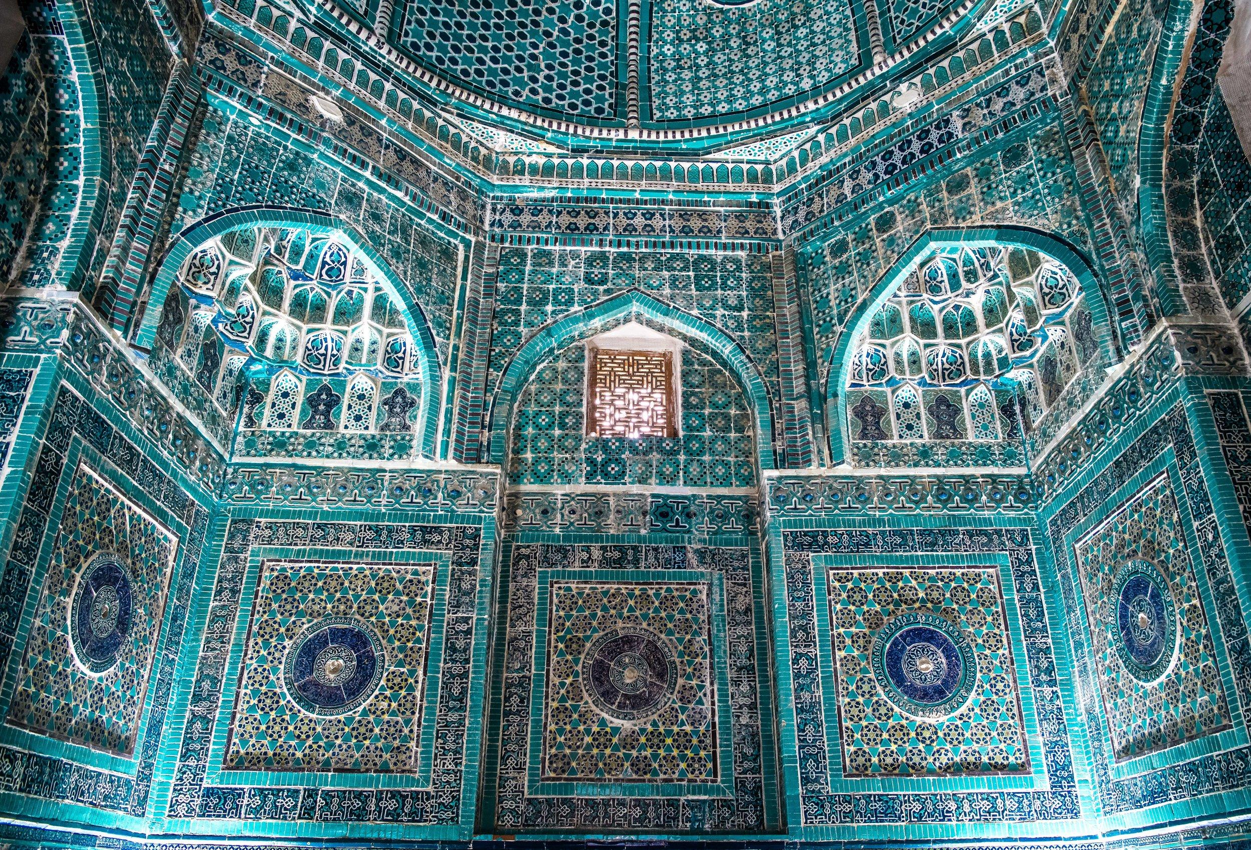 Best Photography Spots in Uzbekistan