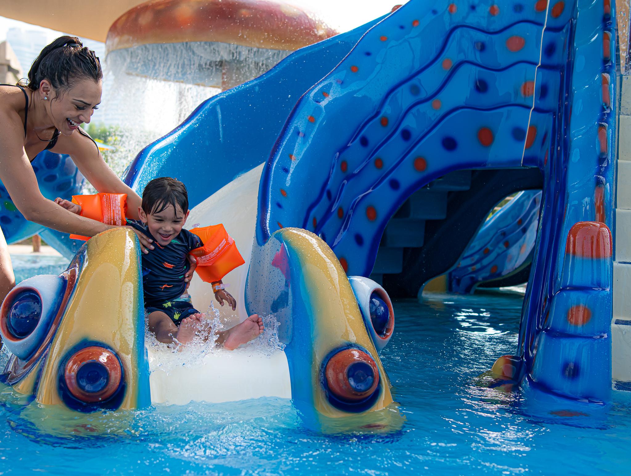 Al Montazah Parks, Sharjah - A Magical Family Experience